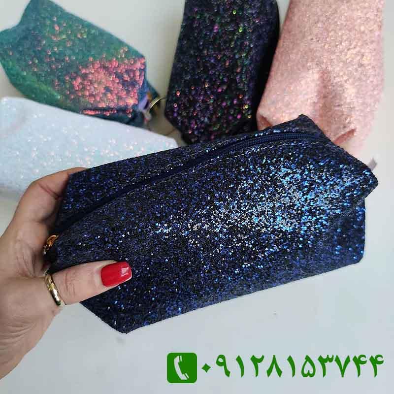 خلاقیت در تولید کیف لوازم آرایشی